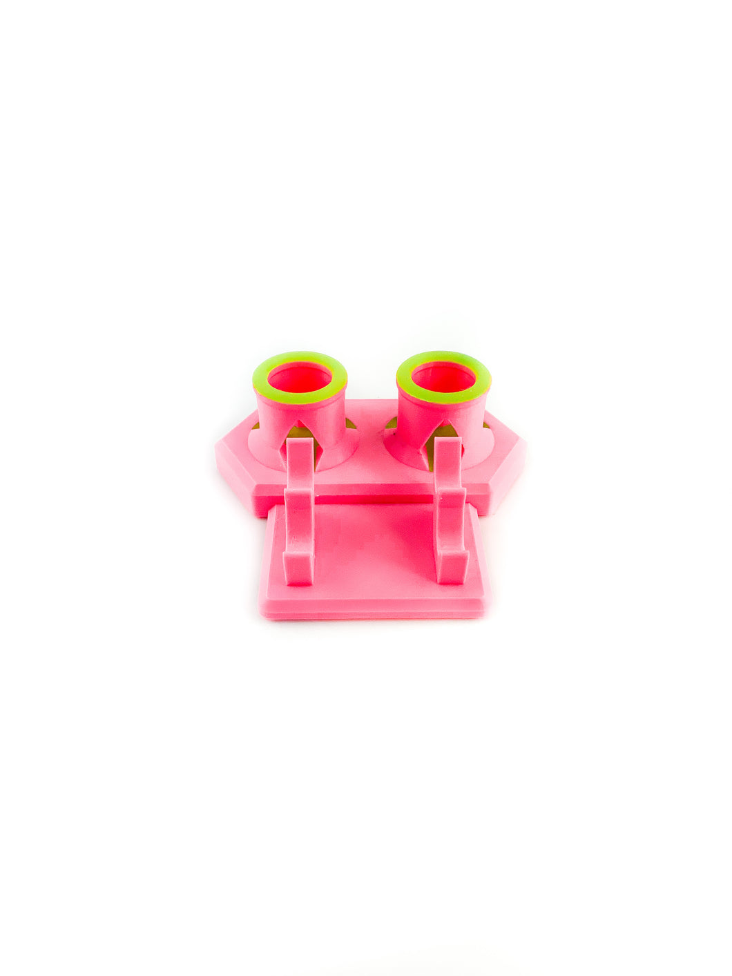 Glob Mob - Mini Combo Station  - Pink/Yellow