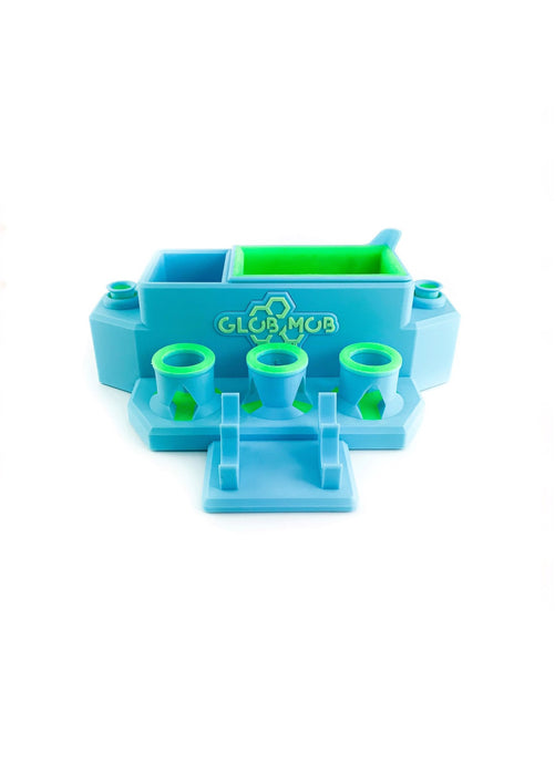 Glob Mob - Mega Combo Station - Blue/Green