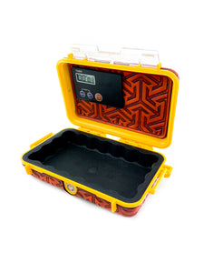 Wes Driver -  Double Pattern Pelican Case Small