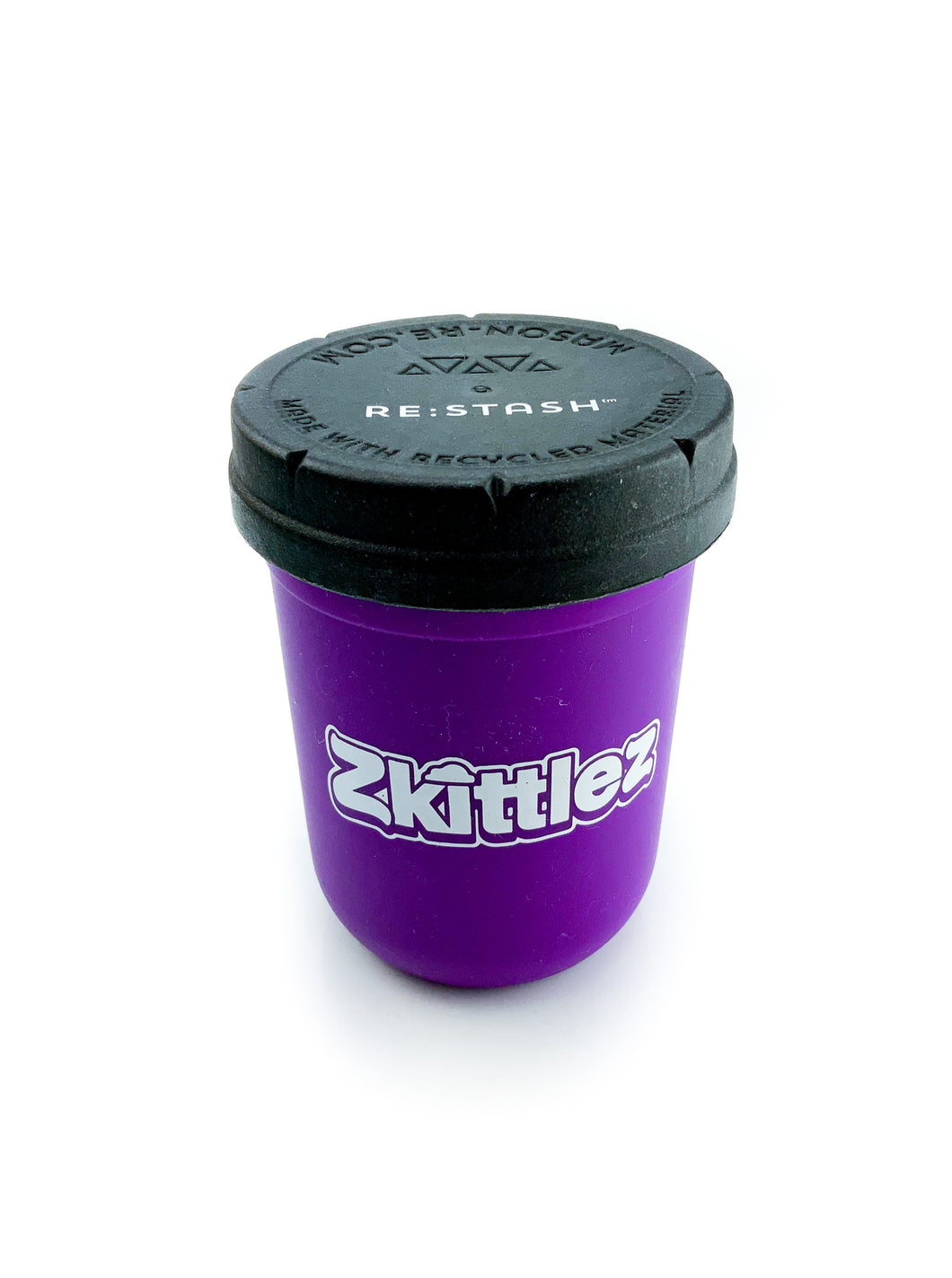 Re:stash 8oz Jar Zkittlez Purple