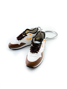 Mini 1 Nike Air Max 1 Brown Replica Keychain