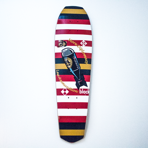 A.D Coffin Cruiser Deck - blackbyyoung