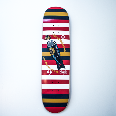A.D. Popsicle Deck - blackbyyoung