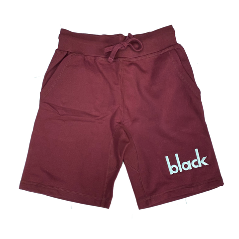 BBY JOG SHORTS - blackbyyoung