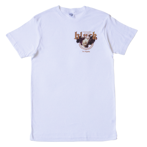 BBY T-Shirt/White - blackbyyoung
