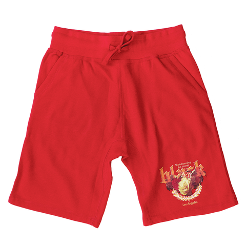 BBY Summer19 Shorts/Red - blackbyyoung