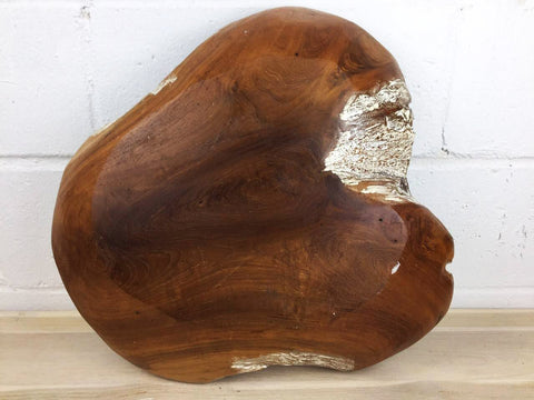 Image of handmade wooden bowl