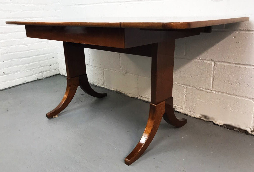 danish teak dining table