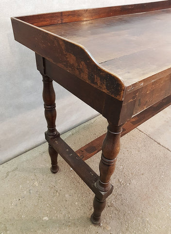 Rare 18 century Antique French Foyer Table with Drawers