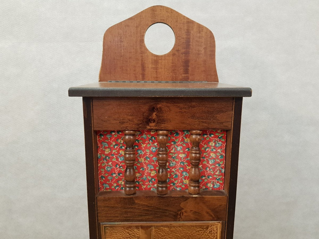 Small Storage Belgian Cute and Charming Rare Sewing Box