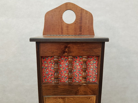 Image of Small Storage Belgian Cute and Charming Rare Sewing Box