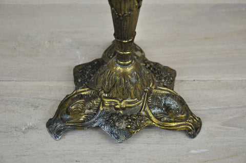 Vintage Italian Brass Candle holder