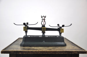 Antique 1860's Force 5 Kilo French Balance Scale