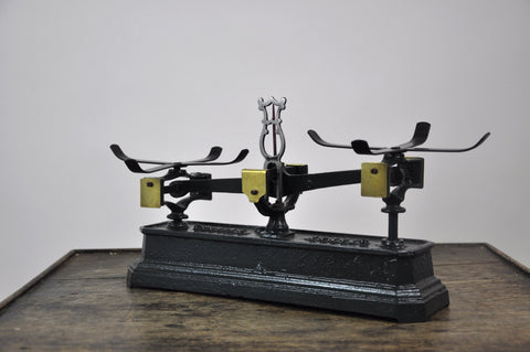 Image of Antique 1860's Force 2 Kilo French Balance Scale