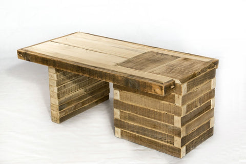 Image of poplar coffee table