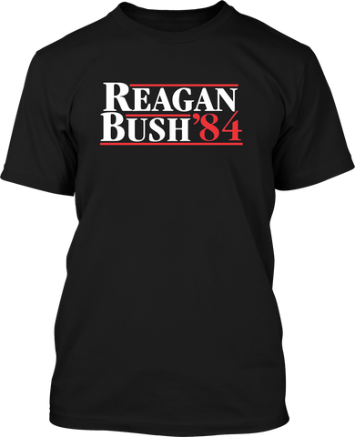 Reagan 84 - Mens Patriotic Shirts
