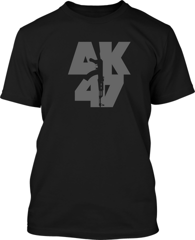 AK 47 - Mens Patriotic Shirts
