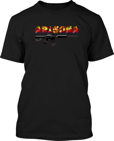 AR15ONA AZ - Mens Patriotic Shirts