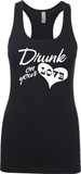 Drunk on your Love - Womens Tank