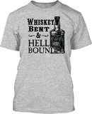 Whiskey Bent & Hell Bound - Mens Tee