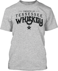 Smooth as Tennessee Whiskey - Mens Tee