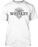 Sunshine & Whiskey - Mens Tee