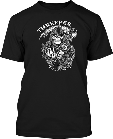 Threeper - Mens Patriotic Shirts