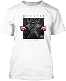 Protect Our Own - Mens Patriotic Shirts