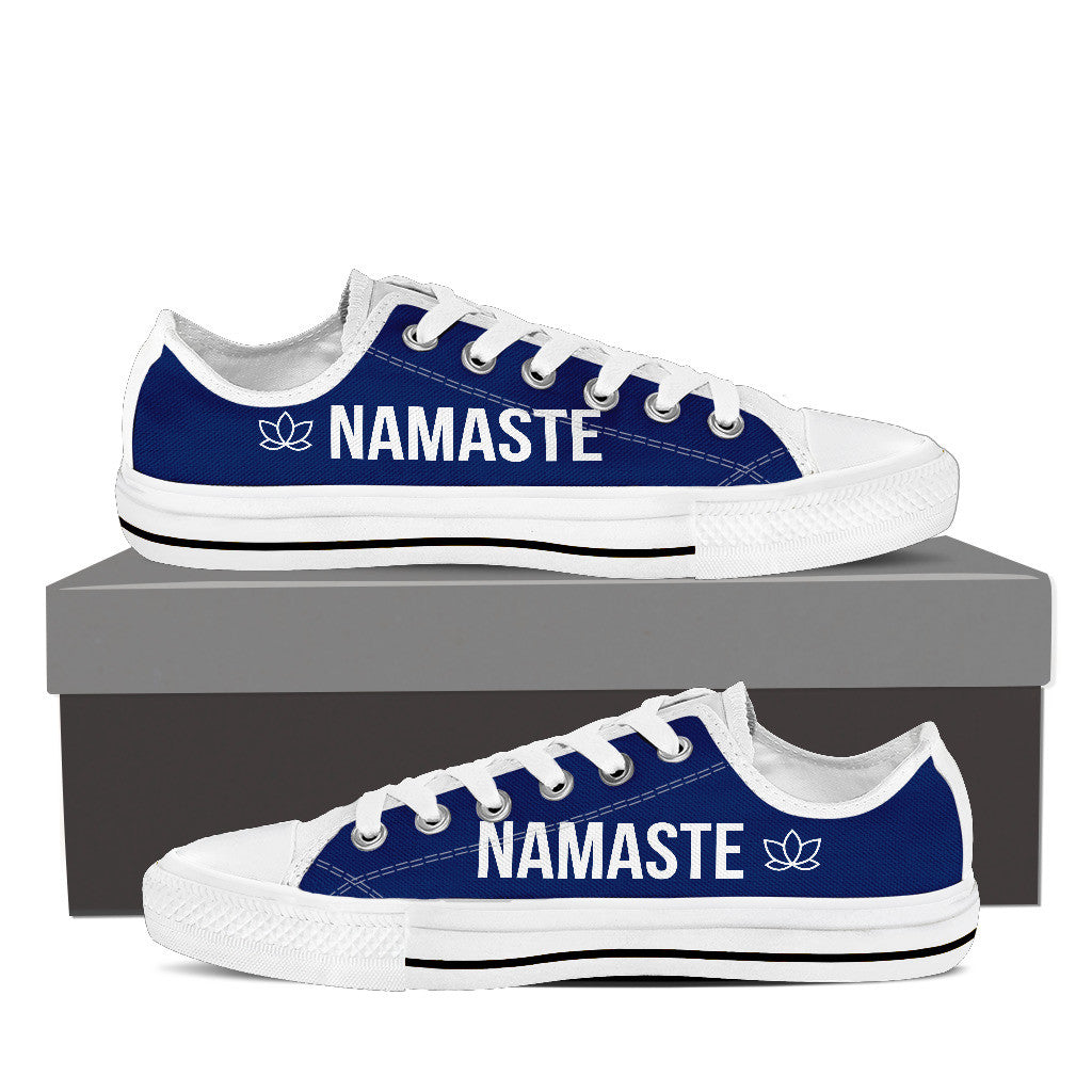 Namaste Women's Low Top Canvas Shoe
