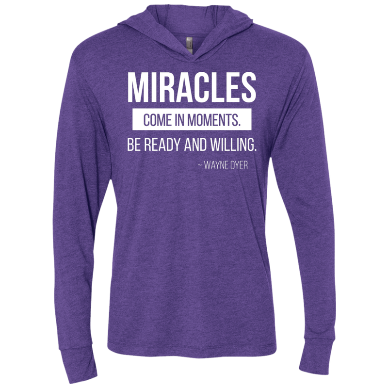Wayne Dyer Hooded T-Shirt