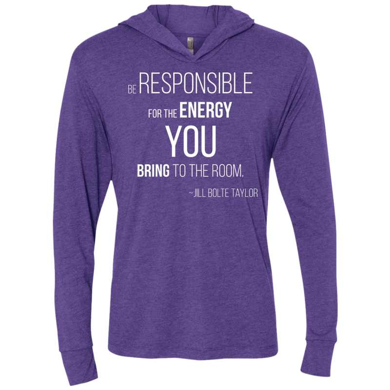 Dr. Jill Bolte Taylor Hooded T-Shirt