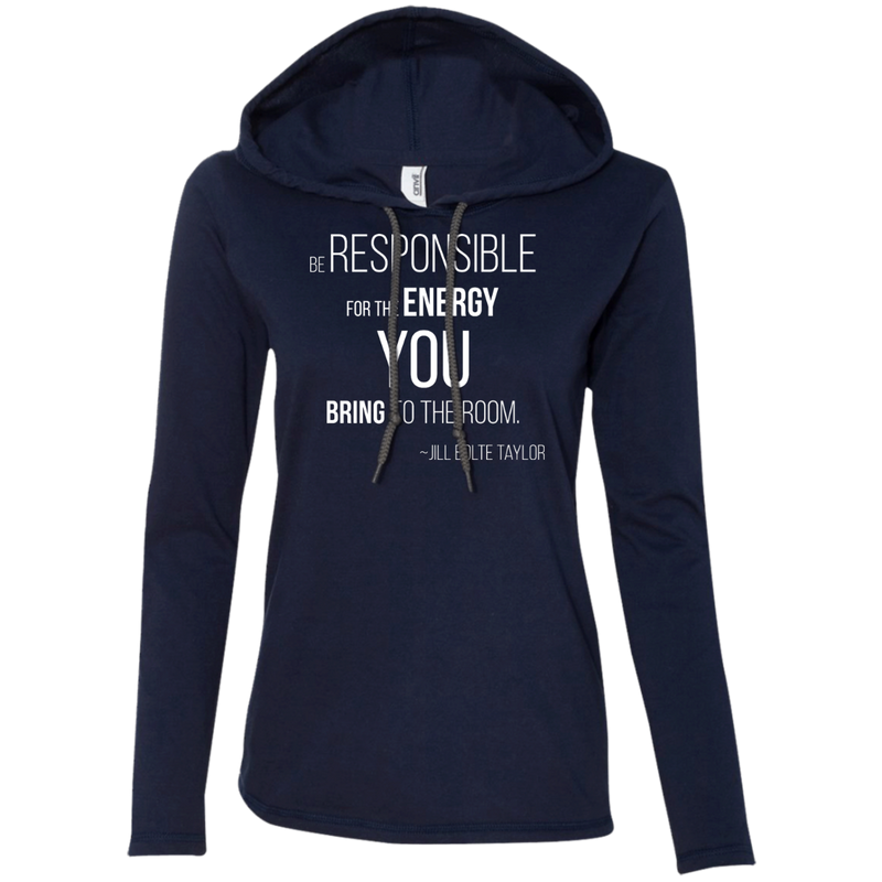 Dr. Jill Bolte Taylor Ladies T-Shirt Hoodie