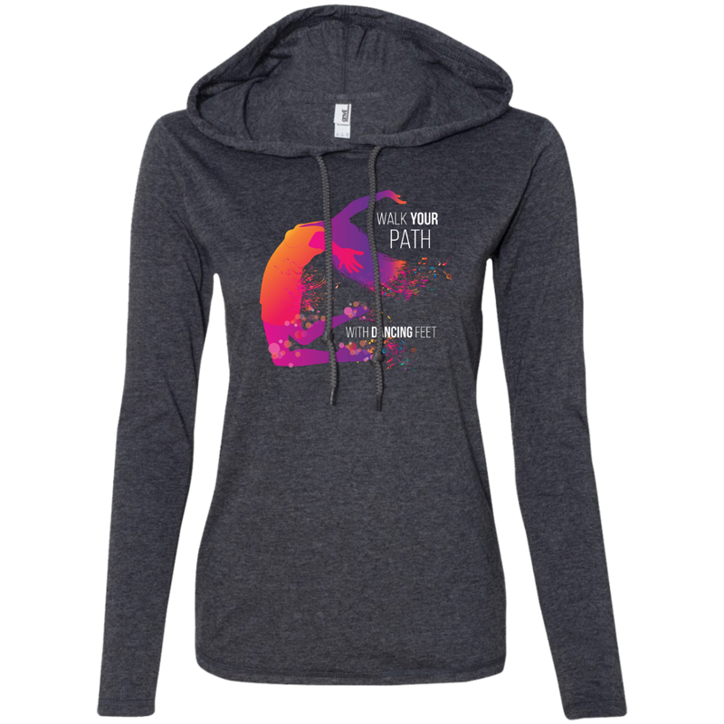 Walk Your Path T-Shirt Hoodie