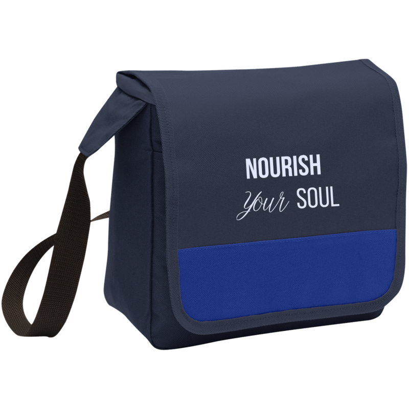 Nourish Your Soul Lunch Cooler