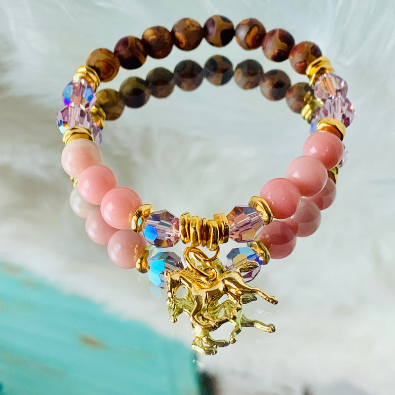 Heal with Horses Bracelet