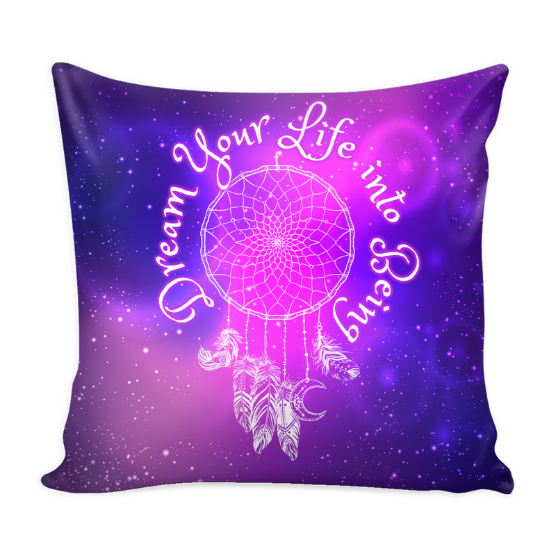 Dream Catcher Pillow Cover