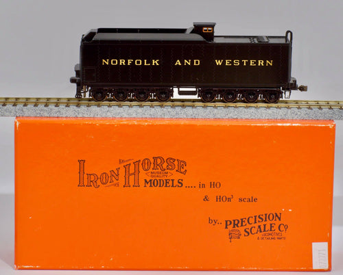 HO Brass - PSC Norfolk & Western Y-4 Class 8 Wheel Tender