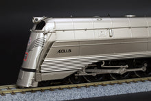 "HO Brass - Precision Scale Co. PSC CB&Q Burlington ""Aeolus"" S-4A Streamlined 4-6-4"