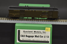 HO Brass - CIL Challenger Southern Railway E8 Crescent Scheme w/ Torpedoes on roof MINT
