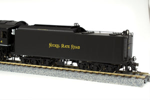 HO Brass - Division Point NKP Nickel Plate Berkshire 2-8-4 #814 S-4 MINT