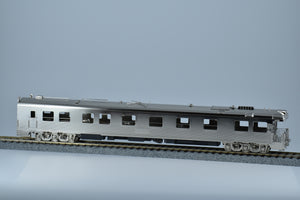 "HO Brass - Coach Yard Southern Pacific Business Car ""Sunset"" - DECALS INCLUDED!"
