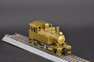 HO Brass - Ken Kidder/L.M. Blum 2-6-2T original