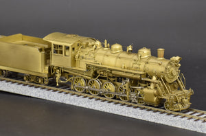 HO Brass - Empire Midland Great Western/Strasburg Railroad 2-10-0 #90