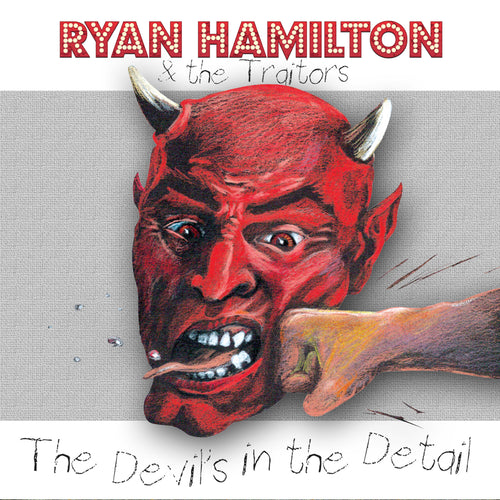 The Devil's in the Detail CD (Signed)