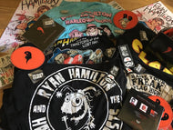 """The Story So Far"" GRAB BAG SALE! (3 ALBUMS, MYSTERY TSHIRT, BADGES, STICKERS & MORE!)"