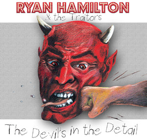 The Devil's in the Detail CD
