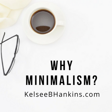 """WHY MINIMALISM?"" - Barista Babe Feature by Kelsee Hankins"