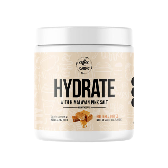 Hydrate [Coffee] - Buttered Toffee