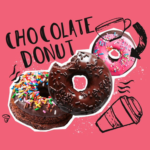 Coffee - Saturdaze - Chocolate Donut Coffee