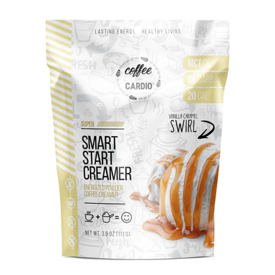 SUPER Smart Start Creamer- Vanilla Caramel Swirl